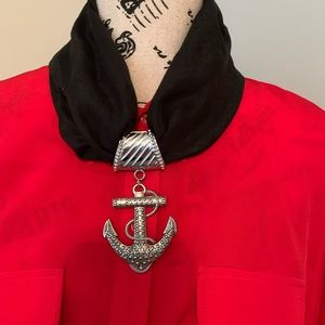 Other - Anchor scarf slide